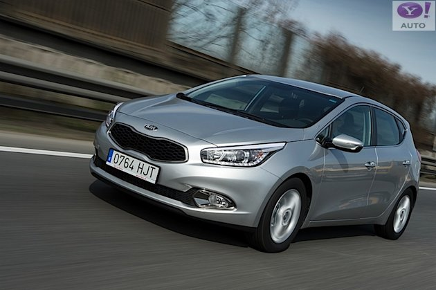 Kia Cee&amp;#39;d