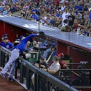 Rizzo's great grab