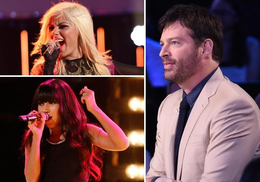 Reality Check: Did Harry Cross a Line on American Idol? And Why Is Jax Under Fire? Plus: The Voice's Icky Ouster!