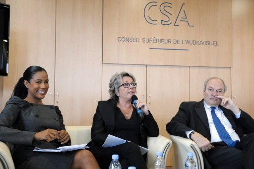 En direct  -  Présidentielle: le CSA épingle TF1 et France 3