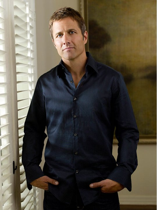 Rob Estes stars as Harry Wilson in 90210