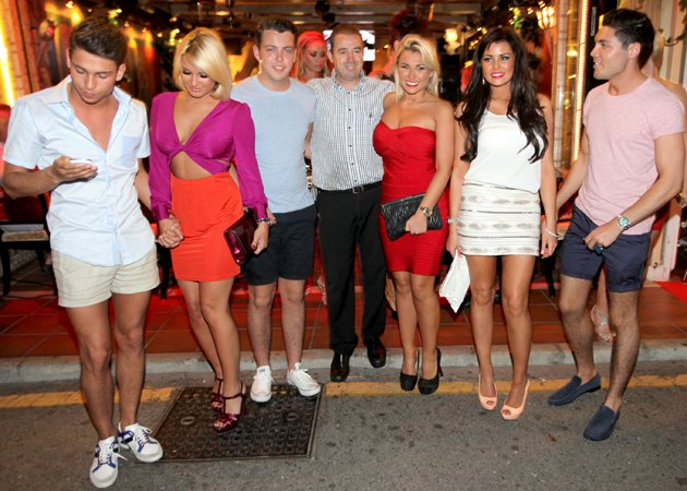 towie cast in marbs