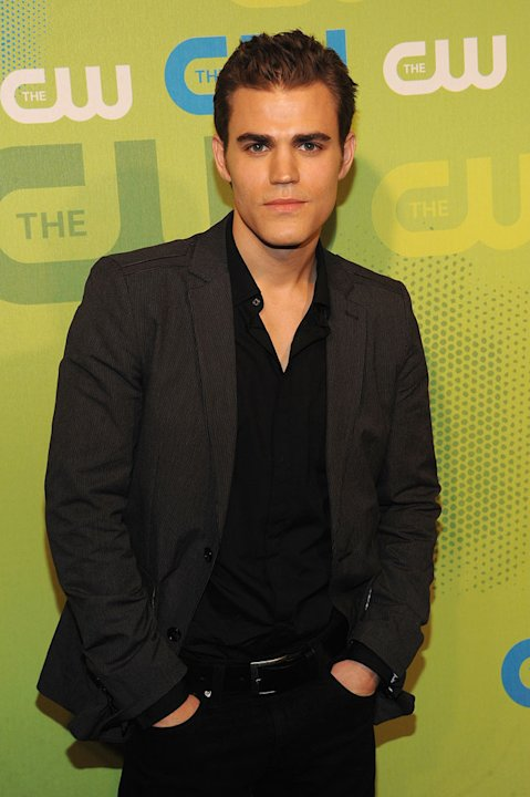 Paul Wesley attends the CW Network 2009 Upfront at Madison Square Garden on May 21, 2009 in New York City.