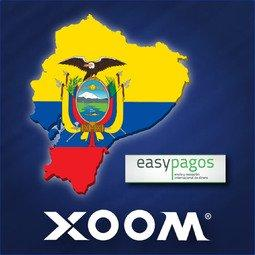 Easypagos Joins Xoom's Payout Network for Money Transfers to Ecuador