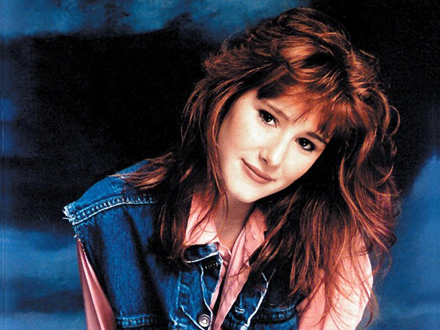 "Tiffany in her heyday as a teen pop sensation, was best known for singles like ""I Think We're Alone Now"", ""Could Have Been"" and ""I Saw Him Standing There"". (Photo courtesy of Retrolicious)"