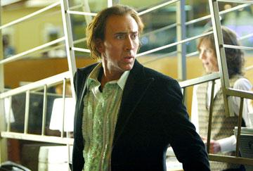 Nicolas Cage in Paramount Pictures' Next