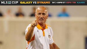 Donovan on Dynamo: They play hard because of Kinnear