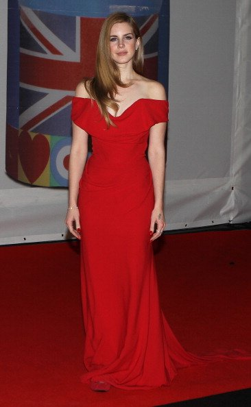 At this year's BRIT awards