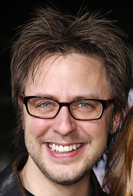 James Gunn at the LA premiere of Universal's American Dreamz
