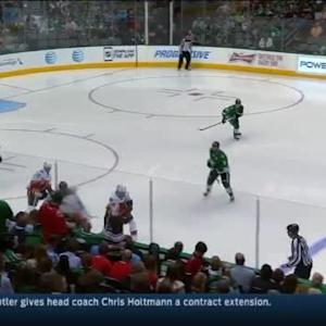 Lance Bouma Hit on Patrik Nemeth (01:04/2nd)