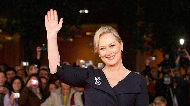 4th Annual Rome Film Festival 2009 Meryl Streep