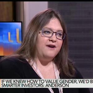 Looking at Gender Makes You a Smarter Investor: Anderson