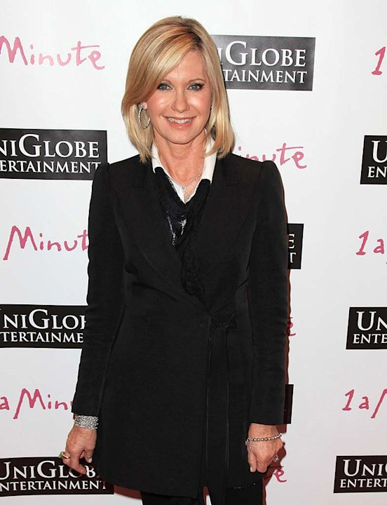 Olivia Newton John Cancer Bnft