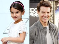 Tom Cruise dan Suri Rayakan Thanksgiving di London