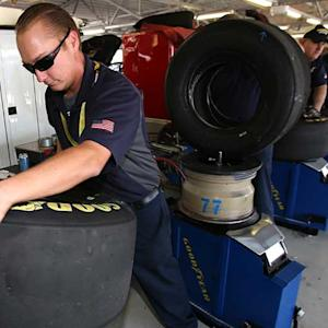 The Drive for Superior Performance presented by Goodyear: Tire testing