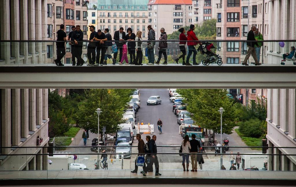 German government raises 2015 growth forecast to 1.5%