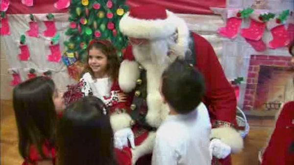 Long Island man legally changes name to Santa Claus