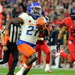 Does Boise State's Jay Ajayi Want To Play For Cowboys?