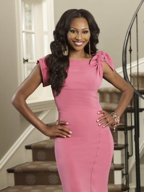 THE REAL HOUSEWIVES OF ATLANTA: Cynthia Bailey