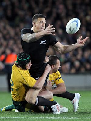 Rugby union - All Black coach defends Sonny Bill rule change