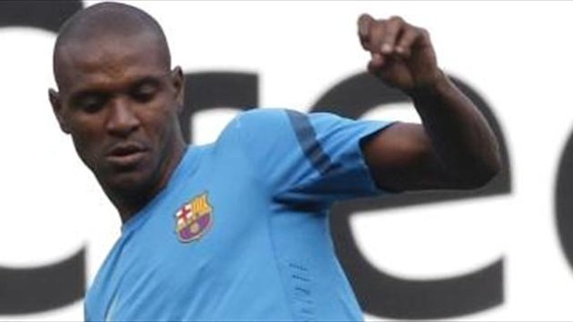 Abidal set to leave Barca