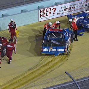 Late wreck ends Piquet Jr.'s night