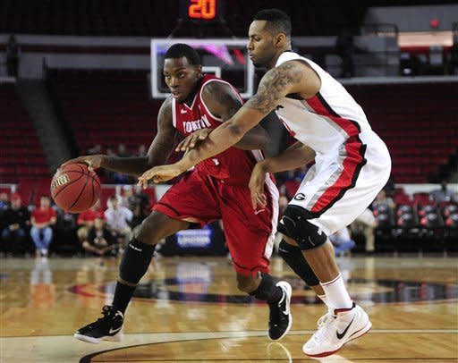 Youngstown State defeats Georgia 68-56