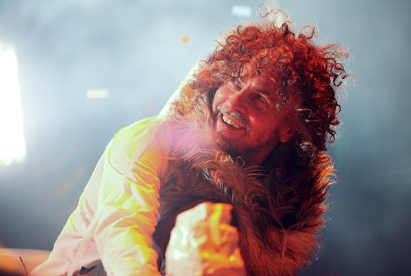 Flaming Lips' Wayne Coyne Causes Bomb Scare at Oklahoma City Airport