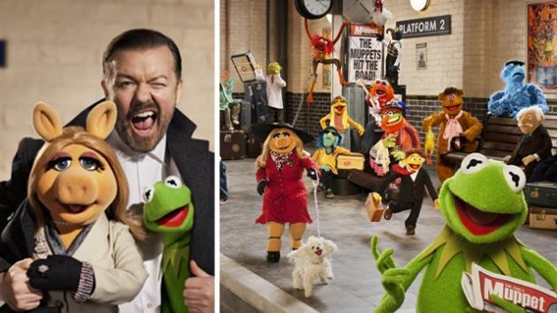 'The Muppets... Again'  -- Walt Disney Studios