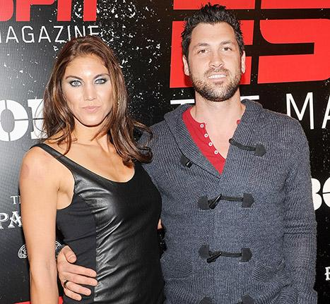 "Maksim Chmerkovskiy Blasts Former DWTS Partner Hope Solo: She's a ""Sh--ty Person"""