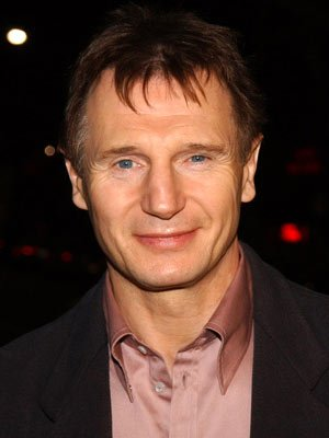 Liam Neeson at the Westwood premiere of Fox Searchlight's Kinsey