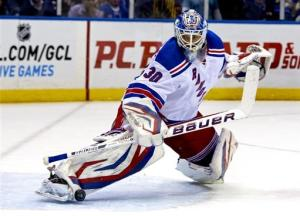 Girardi's OT goal lifts Rangers over Islanders