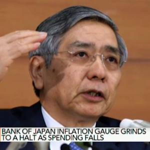 BOJ's Inflation Woes Find Limits of Monetary Policy