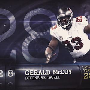 'Top 100 Players of 2015': No. 28 Gerald McCoy