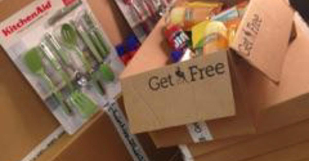 OMG! These Companies Are Giving Away the Craziest