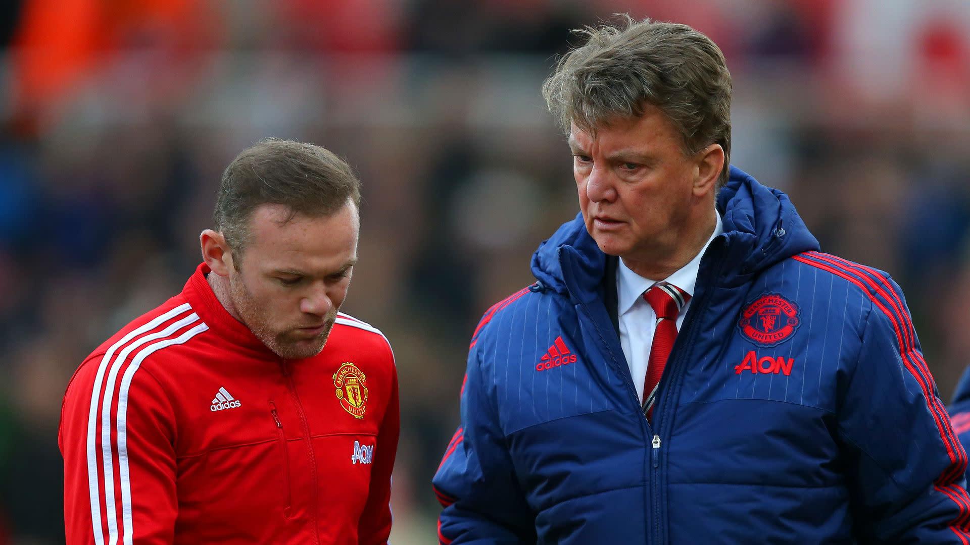 Van Gaal disputes Rooney, Lingard freedom claims