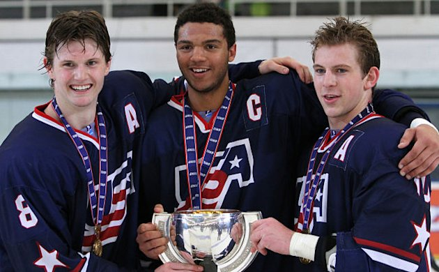 WJC: Seth Jones Hopes To Lead Team USA Back To Prominence