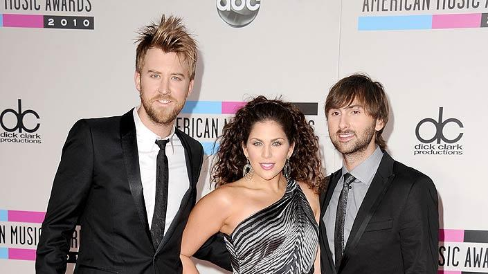 Lady Antebellum AM As