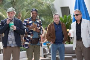 'Last Vegas' Director on Michael Douglas' Existential Mood, Morgan Freeman's Hemorrhoid Joke