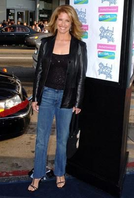 Premiere: Nancy Travis at the Hollywood premiere of Warner Bros. Pictures' The Sisterhood of the Traveling Pants - 5/21/2005