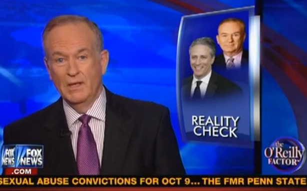 Now You Have to Pay to Watch Jon Stewart Argue with Bill O'Reilly