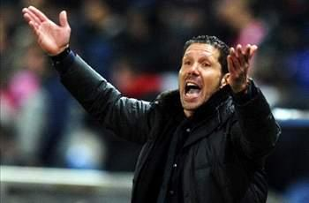 Simeone: Atletico awaits Barcelona