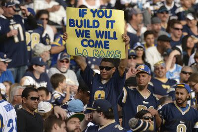 Rise 'n Grind: The NFL is optimistic about Los Angeles