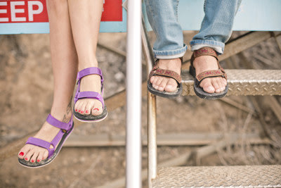 Teva's Spring 15 line of sandals and casual canvas footwear designed to pair easily with any individual's style.