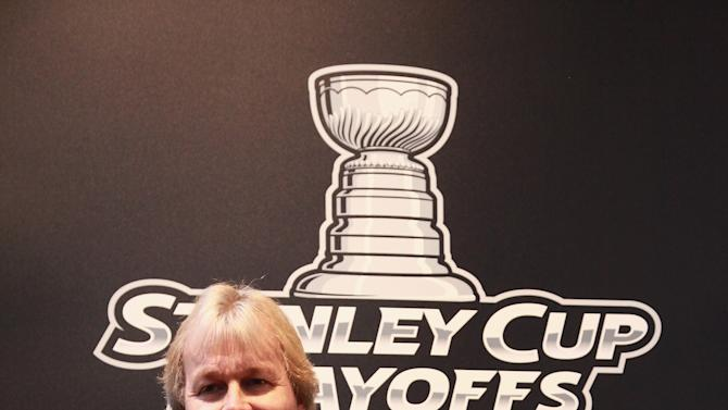 James Lipton And Stanley Cup In Store Event