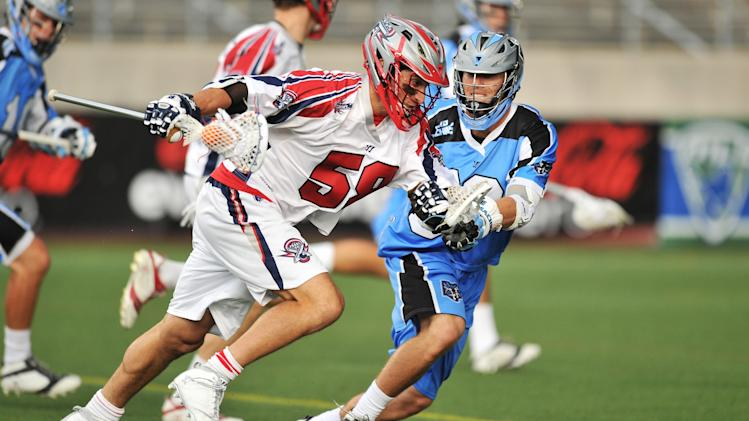 Boston Cannons v Ohio Machine