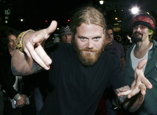Actor Ryan Dunn