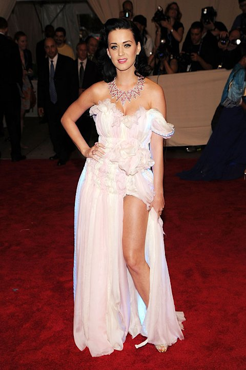 Perry Katy Costume Gala