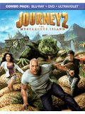 Journey 2: The Mysterious Island Box Art