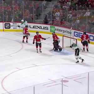Klingberg buries one home